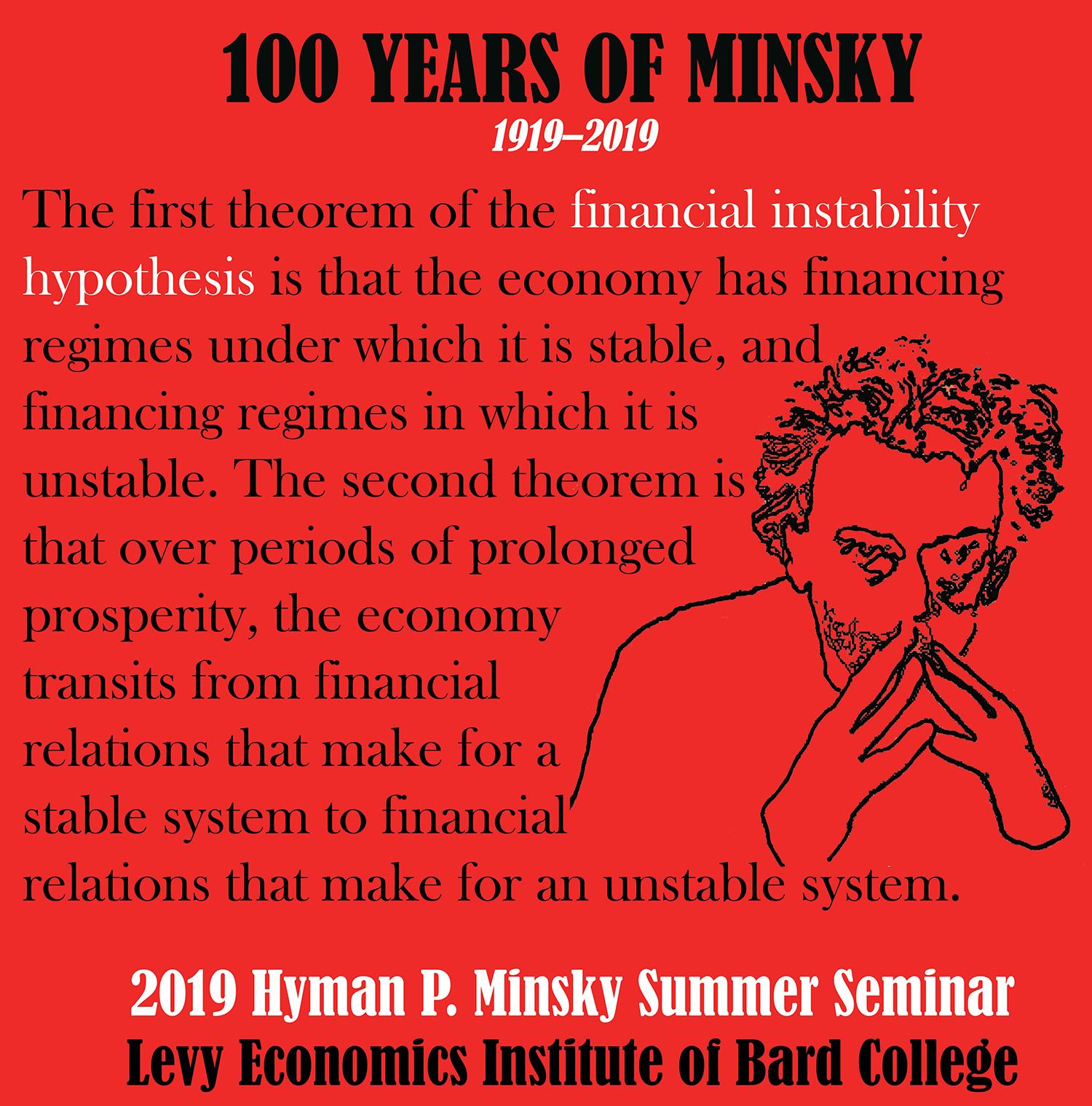 Hyman P. Minsky